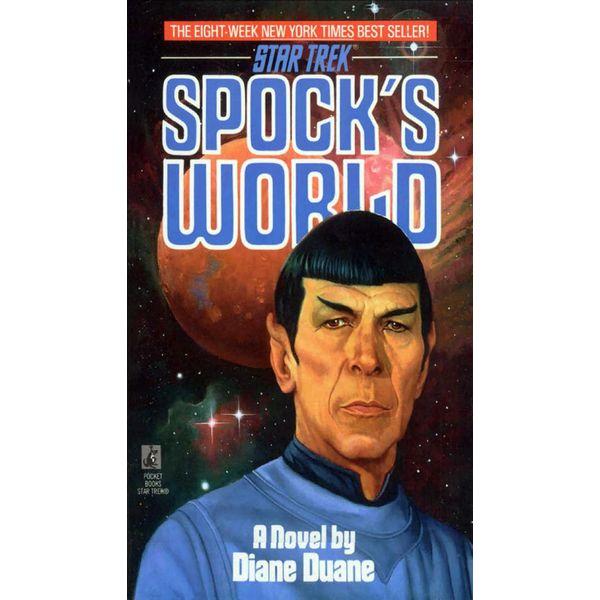 Spock's World - Diane Duane   Karta-nauczyciela.org