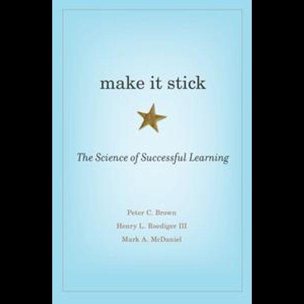 Make It Stick - Peter C. Brown | Karta-nauczyciela.org