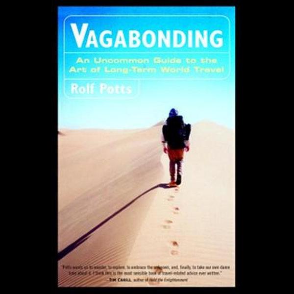 Vagabonding - Rolf Potts, Timothy Ferriss (Foreword by)   Karta-nauczyciela.org