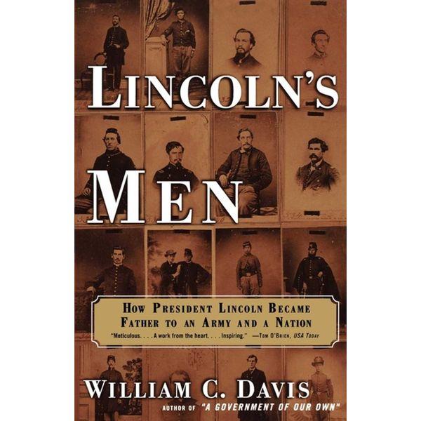 Lincoln's Men - William C. Davis | Karta-nauczyciela.org