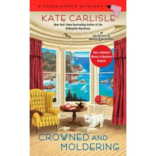 Crowned and Moldering - Kate Carlisle | Karta-nauczyciela.org
