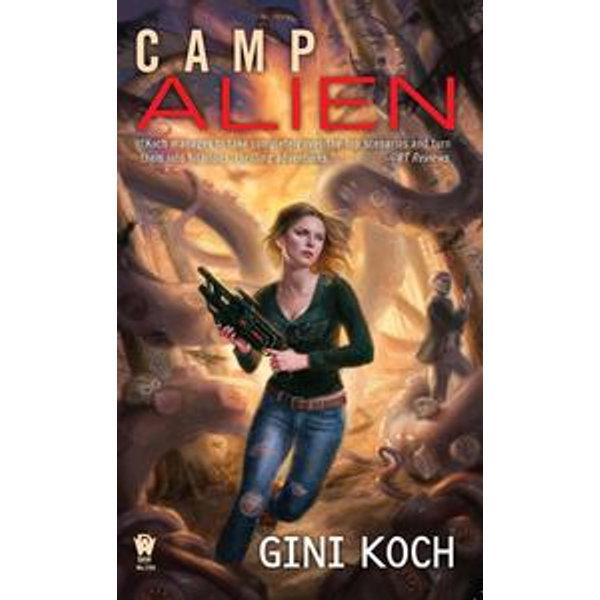Camp Alien - Gini Koch   Karta-nauczyciela.org