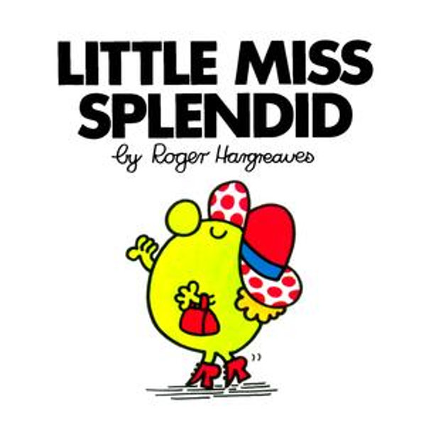 Little Miss Splendid - Roger Hargreaves, Jim Dale (Read by) | Karta-nauczyciela.org