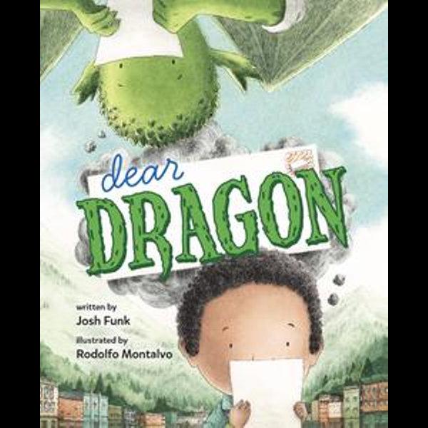 Dear Dragon - Josh Funk, Rodolfo Montalvo (Illustrator) | Karta-nauczyciela.org