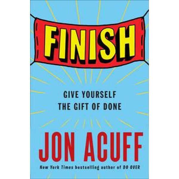 Finish - Jon Acuff | Karta-nauczyciela.org