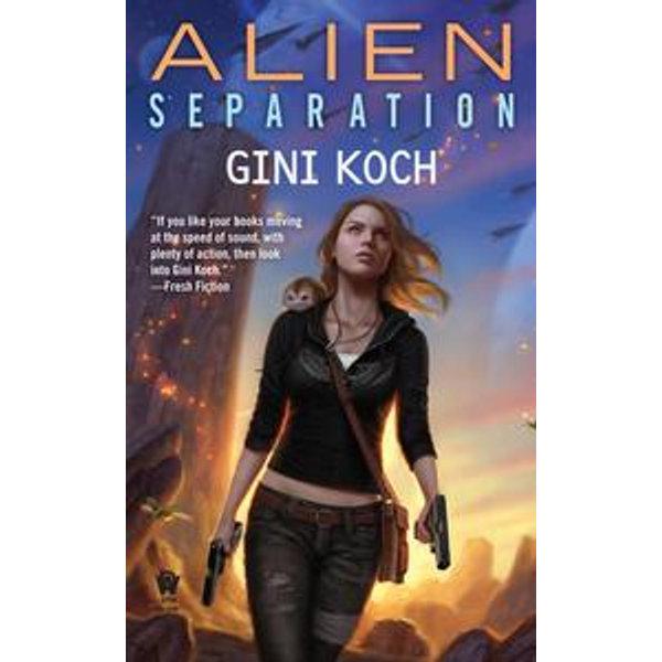 Alien Separation - Gini Koch | Karta-nauczyciela.org