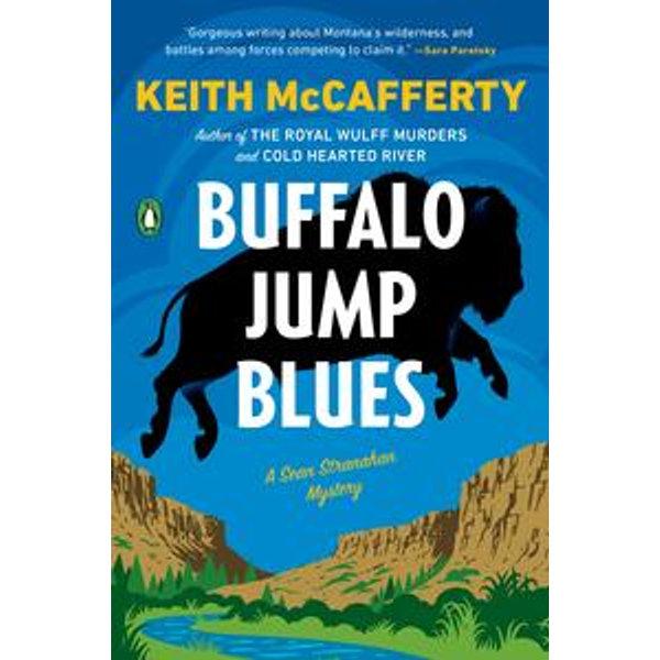 Buffalo Jump Blues - Keith McCafferty | Karta-nauczyciela.org