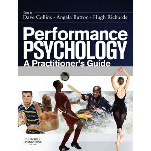 Performance Psychology E-Book - Angela Abbott, Hugh Richards   Karta-nauczyciela.org