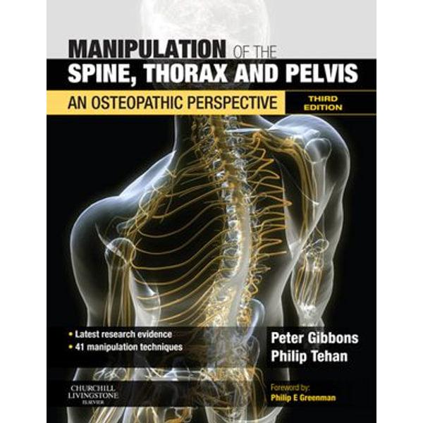 Manipulation of the Spine, Thorax and Pelvis E-Book - Peter Gibbons, Philip Tehan   Karta-nauczyciela.org