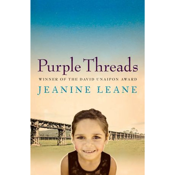 Purple Threads - Jeanine Leane | Karta-nauczyciela.org