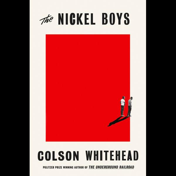 The Nickel Boys - Colson Whitehead   Karta-nauczyciela.org