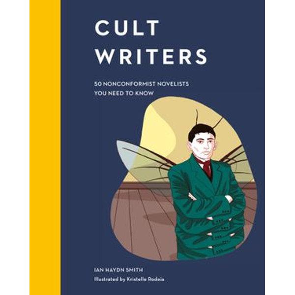 Cult Writers - Ian Haydn Smith, Kristelle Rodeia (Illustrator) | 2020-eala-conference.org