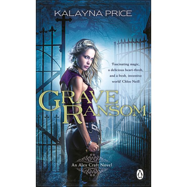 Grave Ransom - Kalayna Price | Karta-nauczyciela.org
