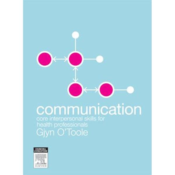 Communication - E-Book - Gjyn O'Toole   2020-eala-conference.org