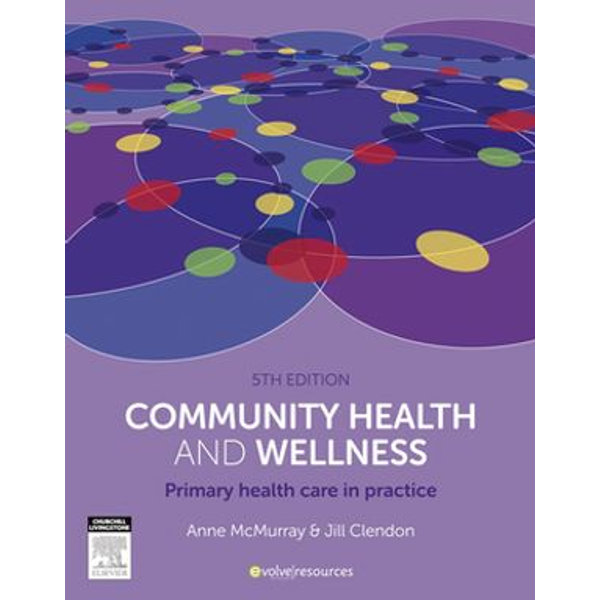 Community Health and Wellness - E-book - Jill Clendon   Karta-nauczyciela.org