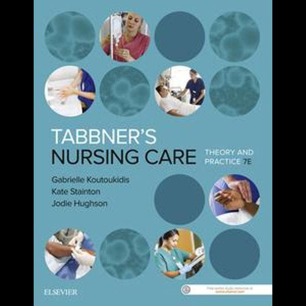 Tabbner's Nursing Care - Gabrielle Koutoukidis (Editor) | Karta-nauczyciela.org