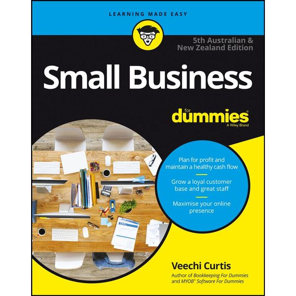 Small Business For Dummies - Australia & New Zealand - Veechi Curtis   2020-eala-conference.org