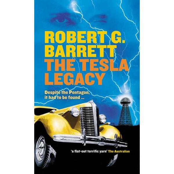 The Tesla Legacy - Robert G Barrett | Karta-nauczyciela.org