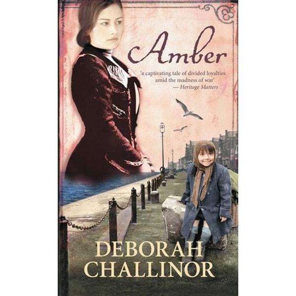 Amber - Deborah Challinor   Karta-nauczyciela.org