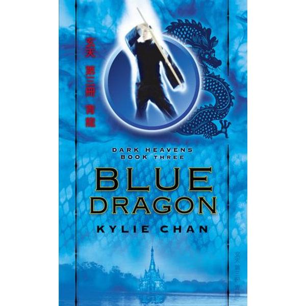 Blue Dragon - Kylie Chan   Karta-nauczyciela.org