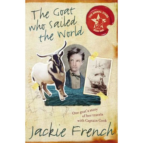 The Goat Who Sailed The World - Jackie French | Karta-nauczyciela.org