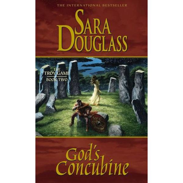 Gods Concubine - Sara Douglass | Karta-nauczyciela.org