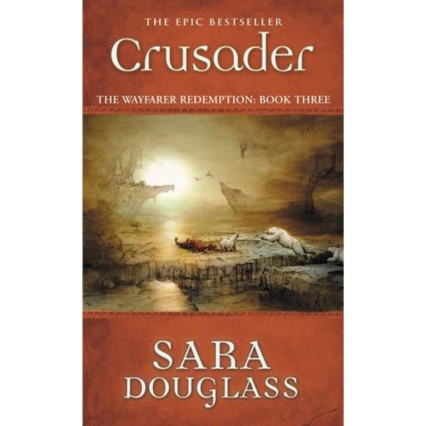 Crusader - Sara Douglass   Karta-nauczyciela.org