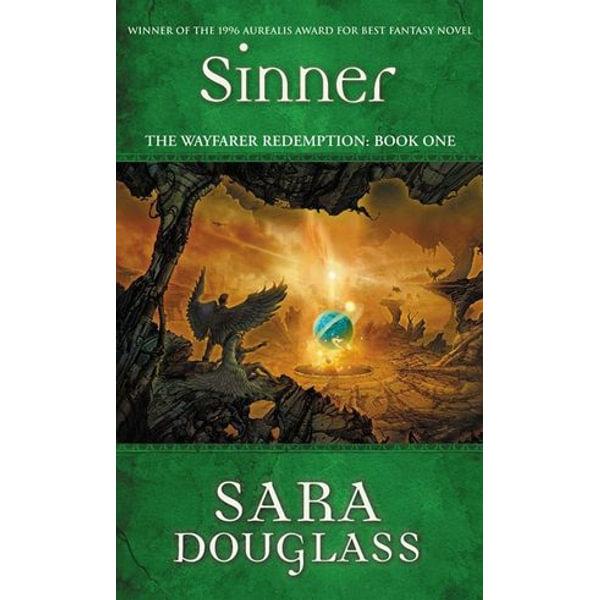 Sinner - Sara Douglass | Karta-nauczyciela.org