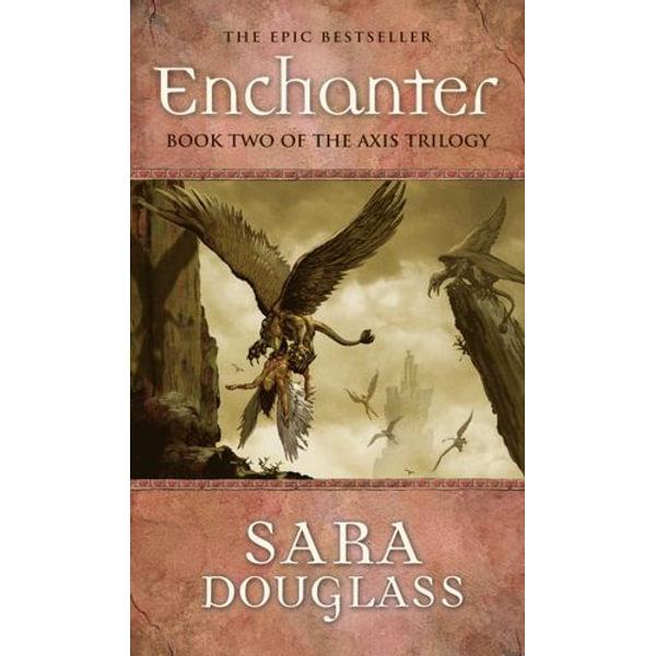 Enchanter - Sara Douglass   Karta-nauczyciela.org