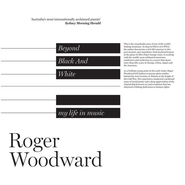 Beyond Black And White - Roger Woodward | Karta-nauczyciela.org