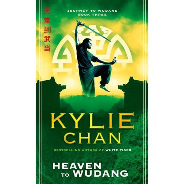 Heaven to Wudang - Kylie Chan   Karta-nauczyciela.org
