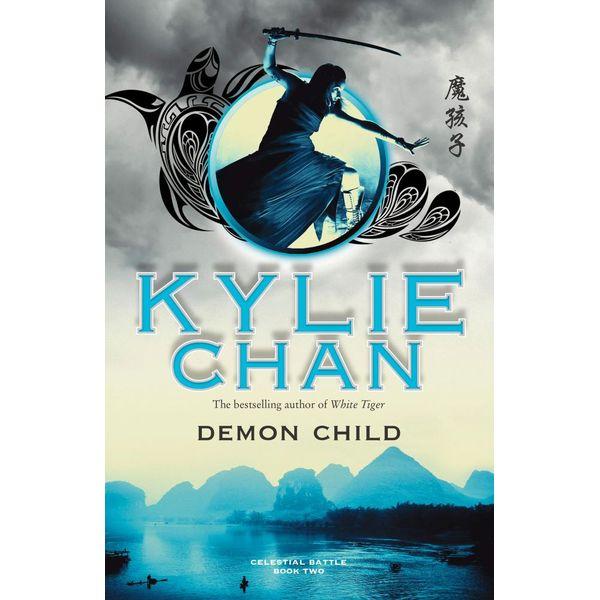 Demon Child - Kylie Chan   Karta-nauczyciela.org