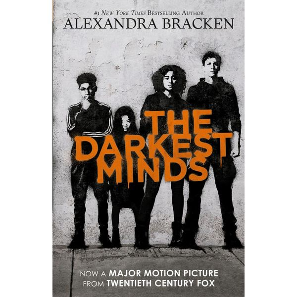 The Darkest Minds (The Darkest Minds, #1) - Alexandra Bracken | Karta-nauczyciela.org