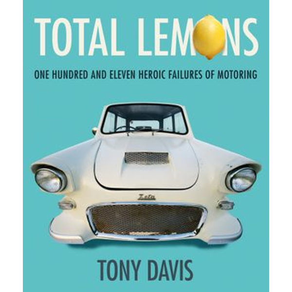 Total Lemons - Tony Davis   Karta-nauczyciela.org