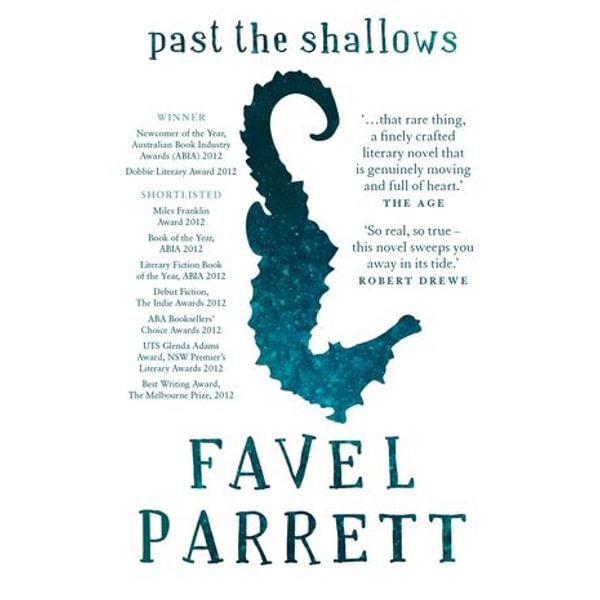 Past the Shallows - Favel Parrett | Karta-nauczyciela.org