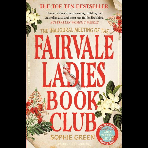 The Inaugural Meeting of the Fairvale Ladies Book Club - Sophie Green   Karta-nauczyciela.org