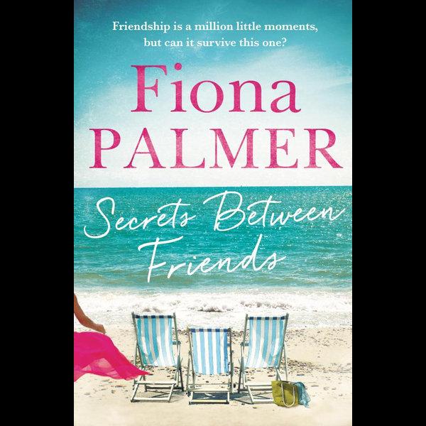 Secrets Between Friends - Fiona Palmer | Karta-nauczyciela.org