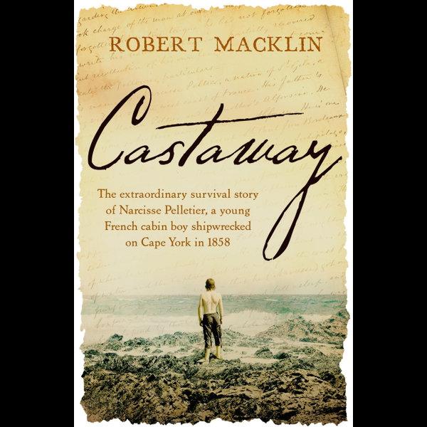 Castaway - Robert Macklin | Karta-nauczyciela.org