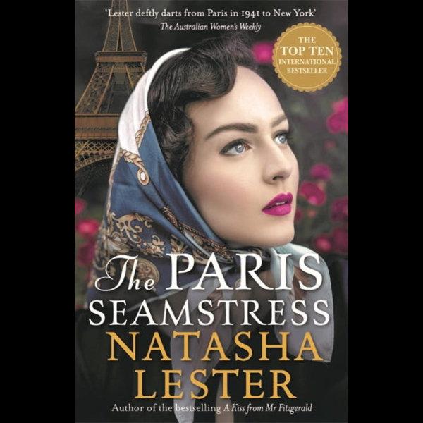 The Paris Seamstress - Natasha Lester | Karta-nauczyciela.org