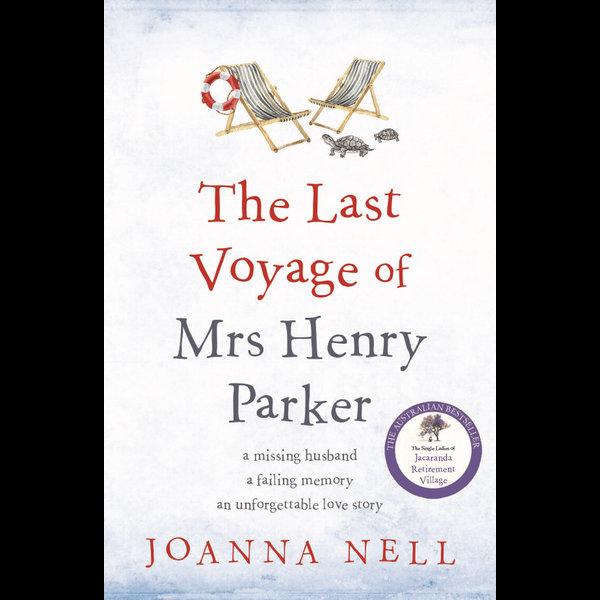 The Last Voyage of Mrs Henry Parker - Joanna Nell   Karta-nauczyciela.org