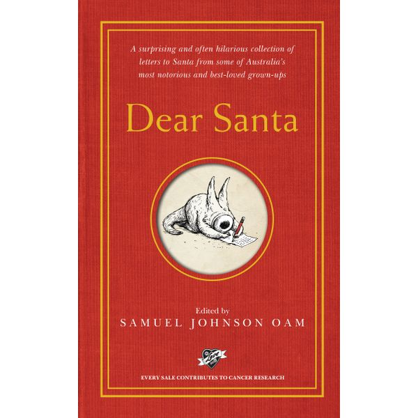 Dear Santa - Samuel Johnson | Karta-nauczyciela.org