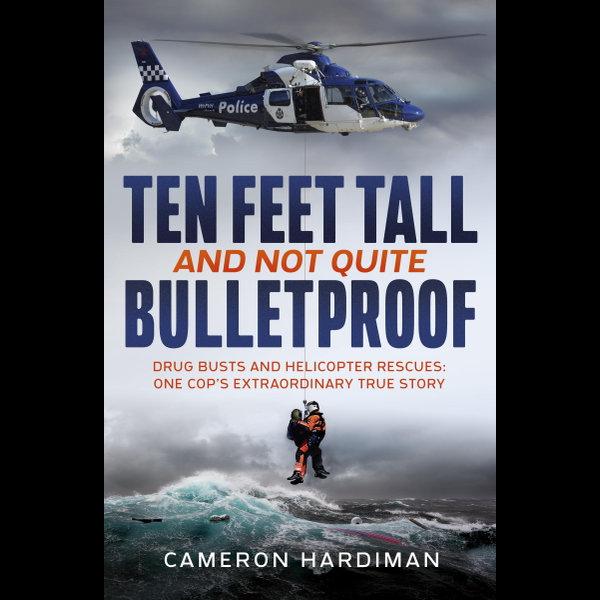 Ten Feet Tall and Not Quite Bulletproof - Cameron Hardiman | Karta-nauczyciela.org