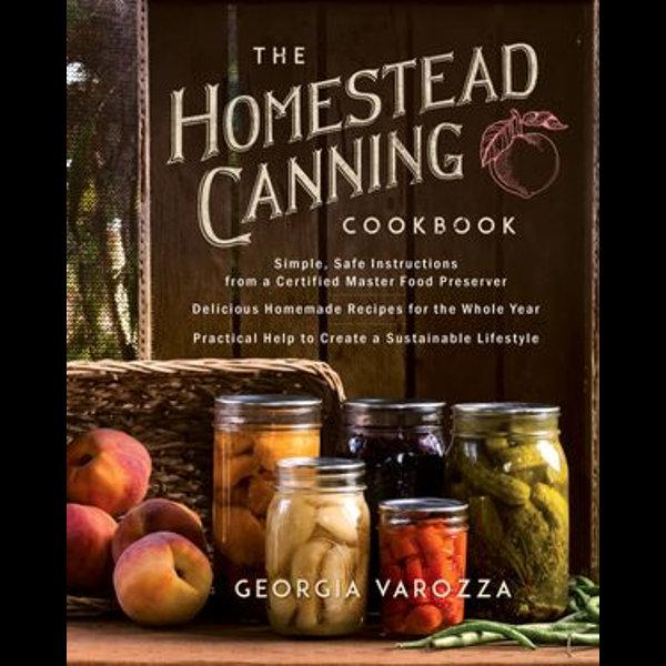 The Homestead Canning Cookbook - Georgia Varozza | Karta-nauczyciela.org