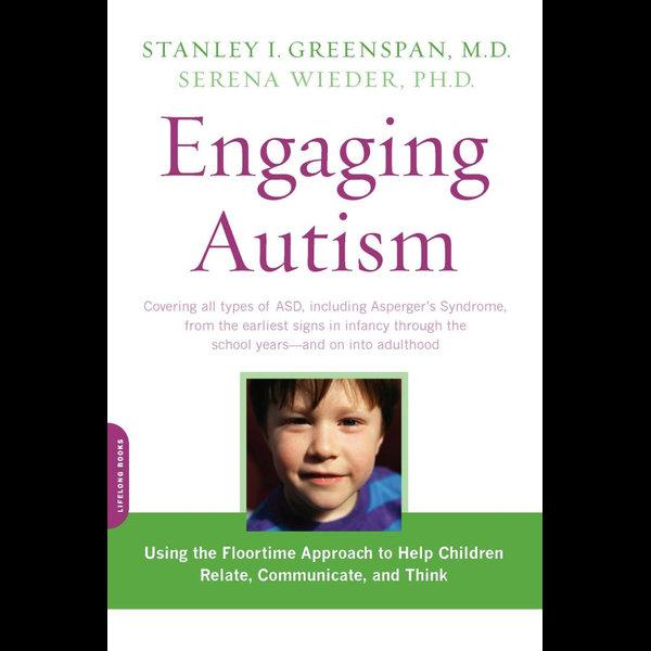 Engaging Autism - Stanley I. Greenspan, Serena Wieder | Karta-nauczyciela.org