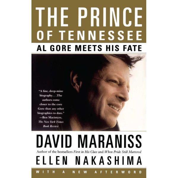 The Prince Of Tennessee - David Maraniss, Ellen Y. Nakashima   Karta-nauczyciela.org
