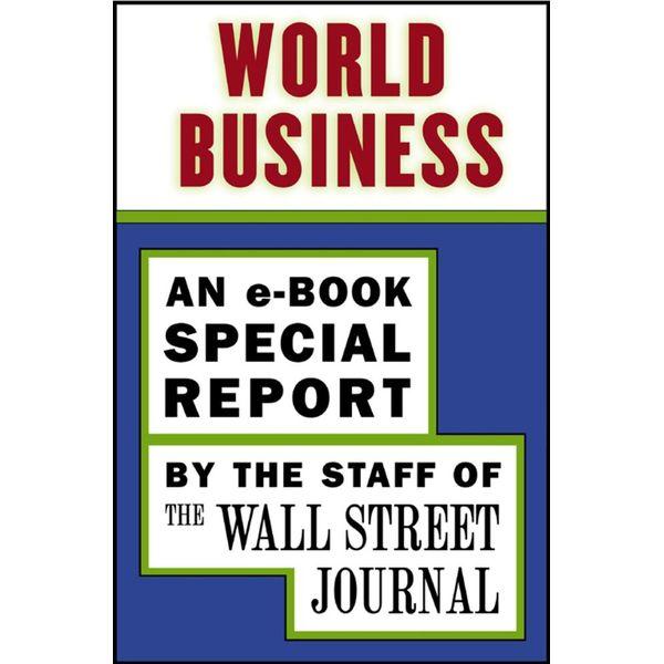World Business - The Staff of the Wall Street Journal | Karta-nauczyciela.org