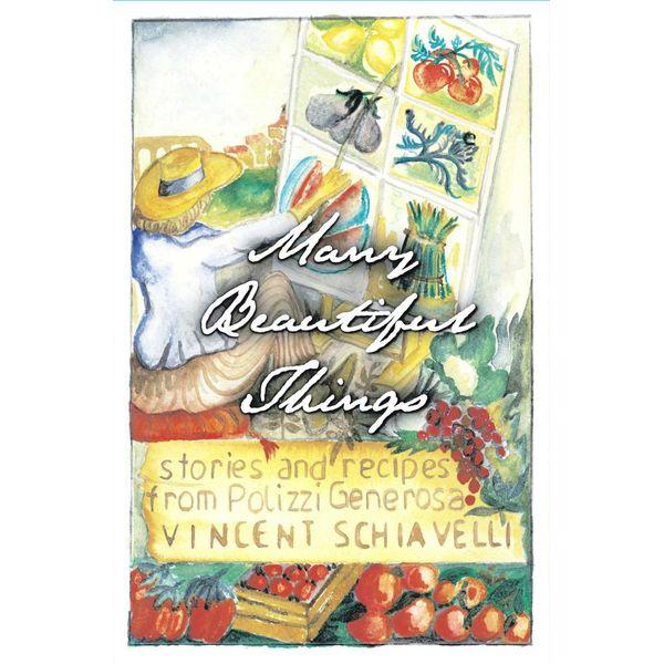 Many Beautiful Things - Vincent Schiavelli   Karta-nauczyciela.org