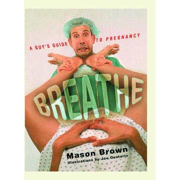 Breathe - Mason Brown, Joe Oesterle (Illustrator) | Karta-nauczyciela.org