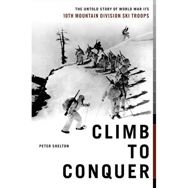 Climb to Conquer - Peter Shelton | Karta-nauczyciela.org