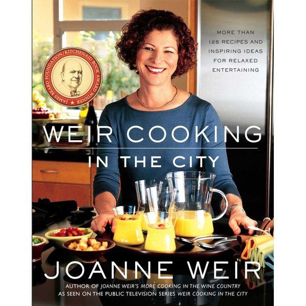 Weir Cooking in the City - Joanne Weir, Penina Meisels   Karta-nauczyciela.org